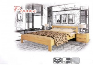 Кровать «Рената»